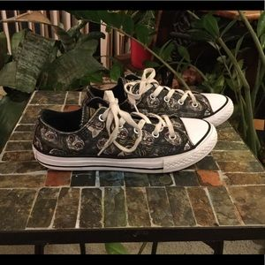CONVERSE ALL STAR ALIEN CATS SNEAKERS 3